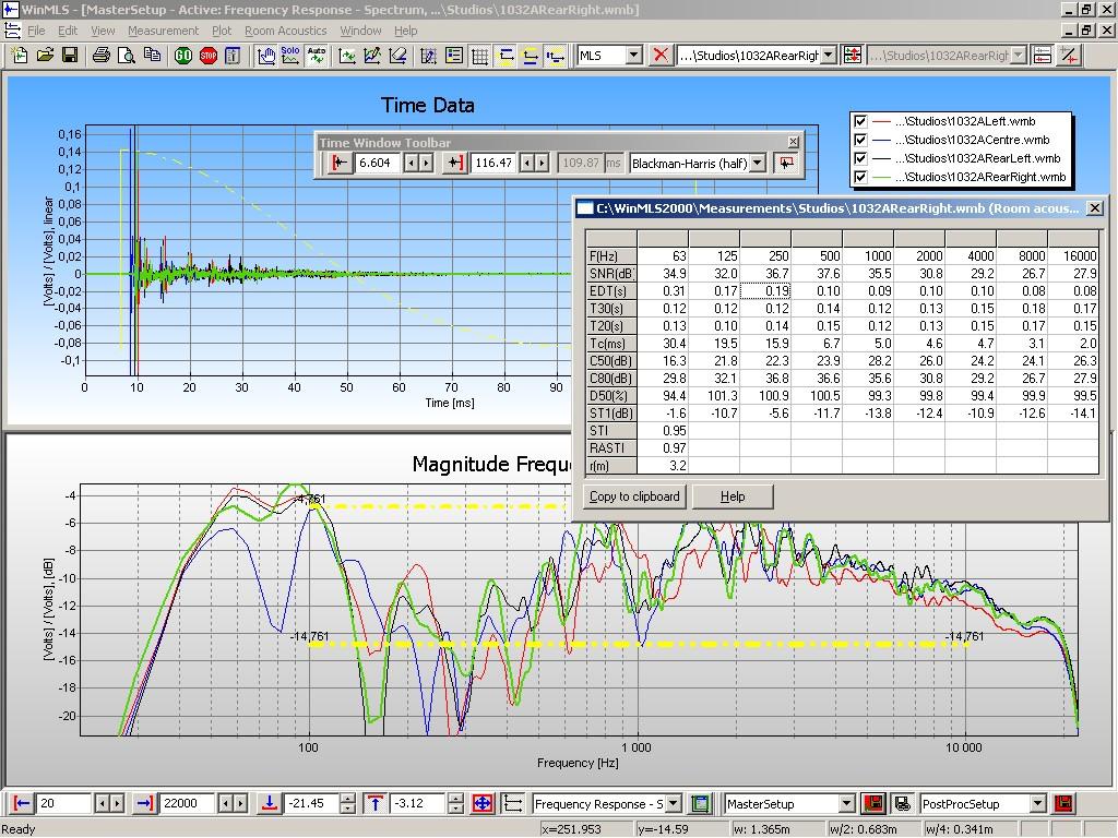 WinMLS 2000 screenshot